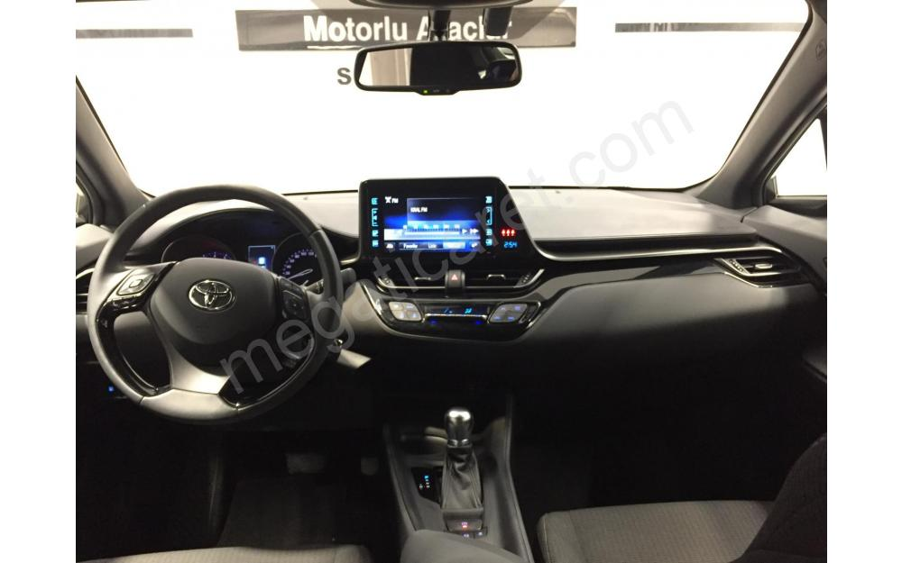 TOYOTA C-HR 1.2 ADVANCE TURBO 4X2 MULTIDRIVE S