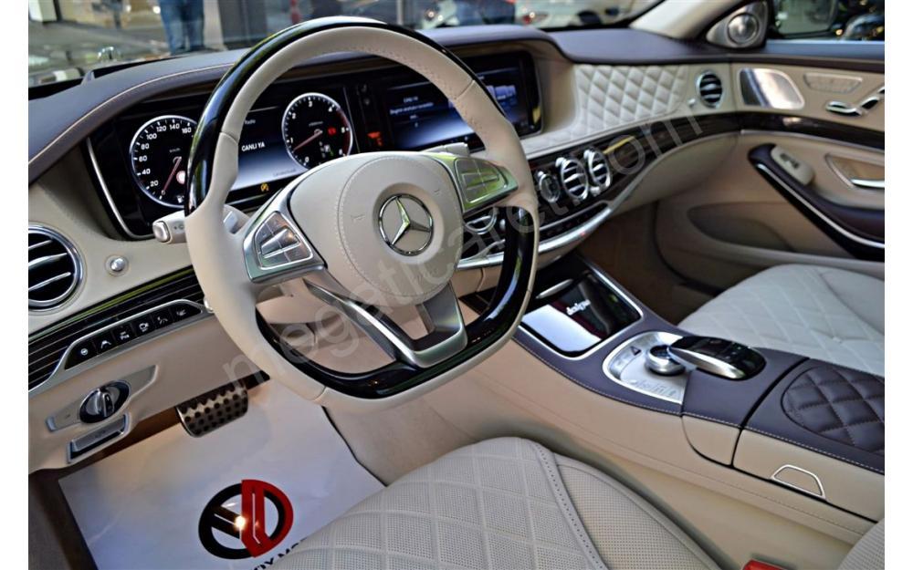 2016 Mercedes S350 CDI 4Matic - AMG Designo