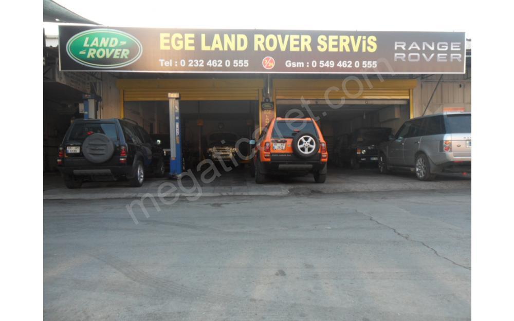 Range Rover Turbo Değişimi