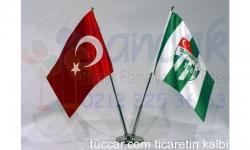 İkili Masa Bayrağı