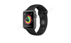 Apple Watch Series 3 GPS 42 mm Uzay Grisi Alüminyum Kasa